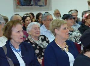 Audience at Jerusalem AMIT symposium