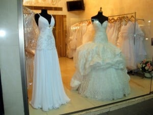 Israeli Bridal Fashion