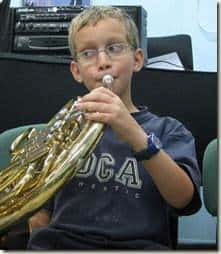 french horn concert