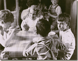 Jewish children's home in France operated by Joint during World War II