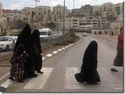 Face Covering Families in Beit Shemesh: A Destructive Cult?